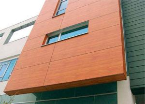 Панели для отделки фасадов