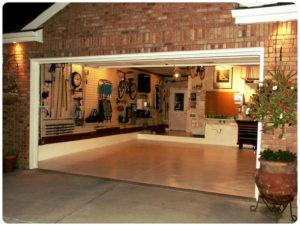 порядок в своём гараже